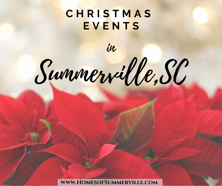 Christmas Events in Summerville, SC