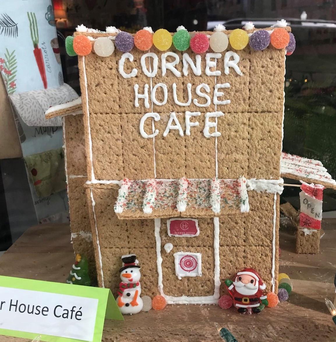 Gingerbread Creation Contest- Summerville, SC