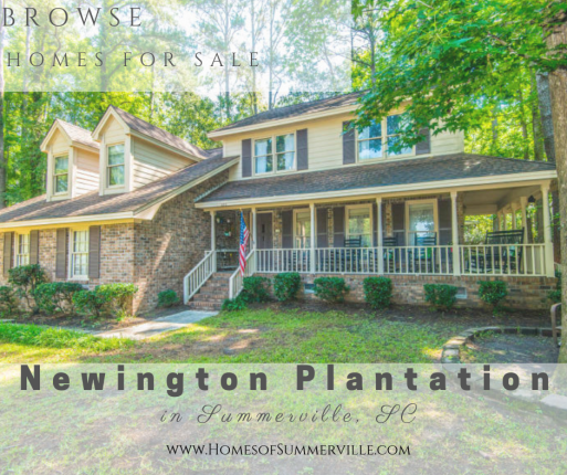 Homes for Sale in Newington Plantation