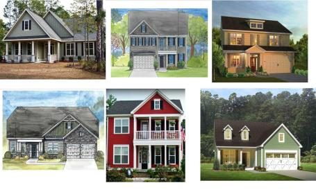 Homes for Sale in The Ponds Summerville, SC