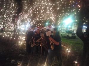 Summerville SC Christmas Tree Lighting
