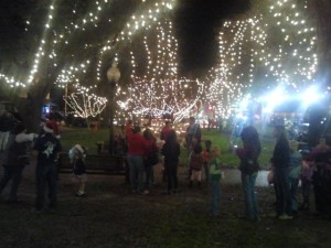 Summerville SC Christmas Tree Lighting