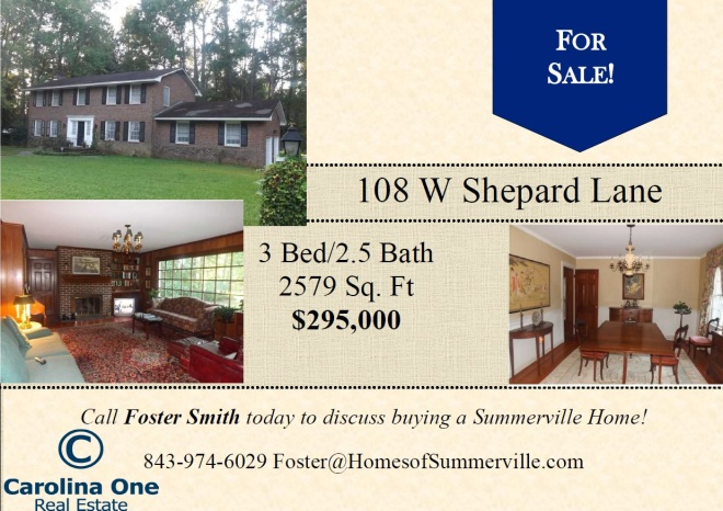 Tea Farm - Home for Sale in Summerville, SC