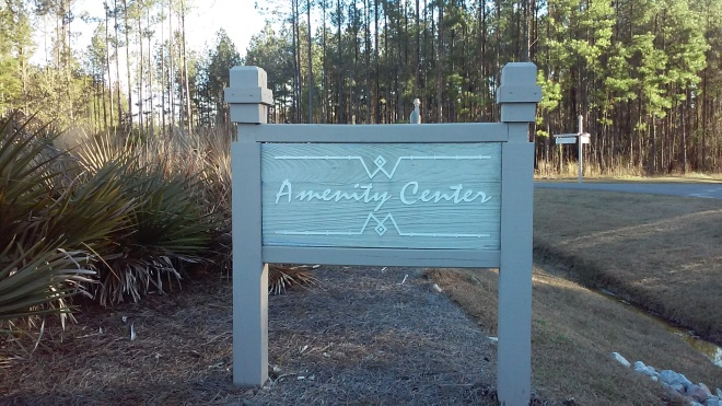 Wassamassaw Plantation Amenity Center- Moncks Corner, SC