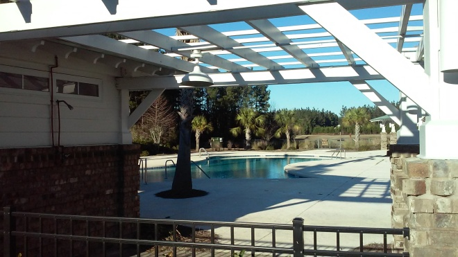 Wassamassaw Plantation Community Pool