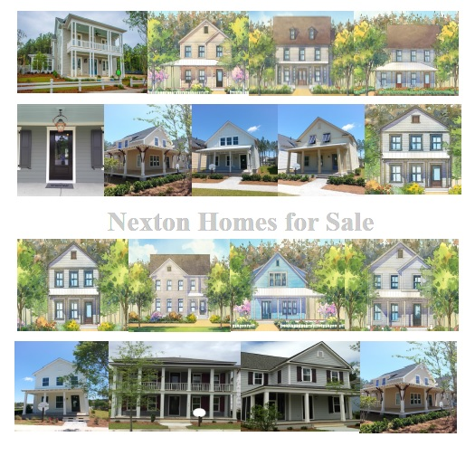 Nexton Homes For Sale