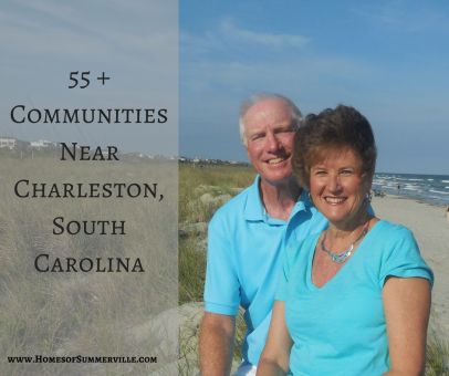 55 And Older Communities Near Charleston SC