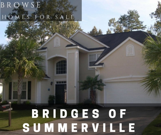 Homes for Sale in Bridges of Summerville
