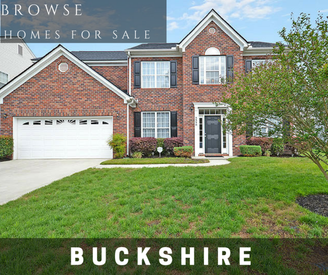 Homes for Sale in Buckshire in Summerville, SC