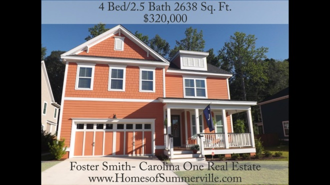 Home for Sale in Branch Creek in Summerville, SC