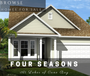 Homes for Sale in Four Seasons
