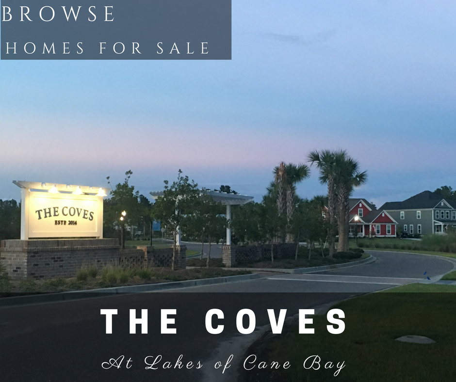 Homes for Sale in The Coves