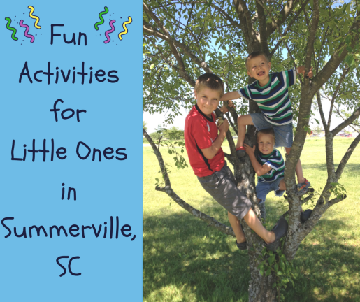 Fun Activities for Little Ones in Summerville SC