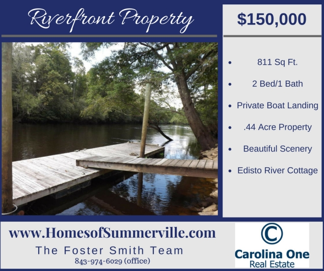 Homes for Sale in Cottageville, SC