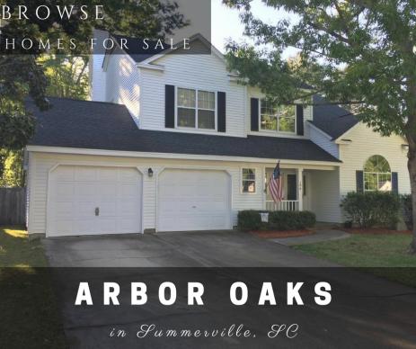 Homes for Sale in Arbor Oaks