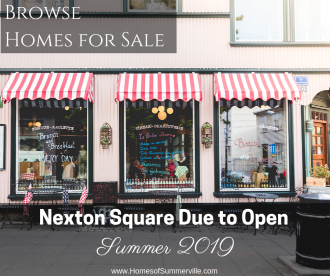 Homes for Sale in Nexton - Nexton Square