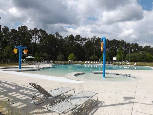 Pool at Carnes Crossroads