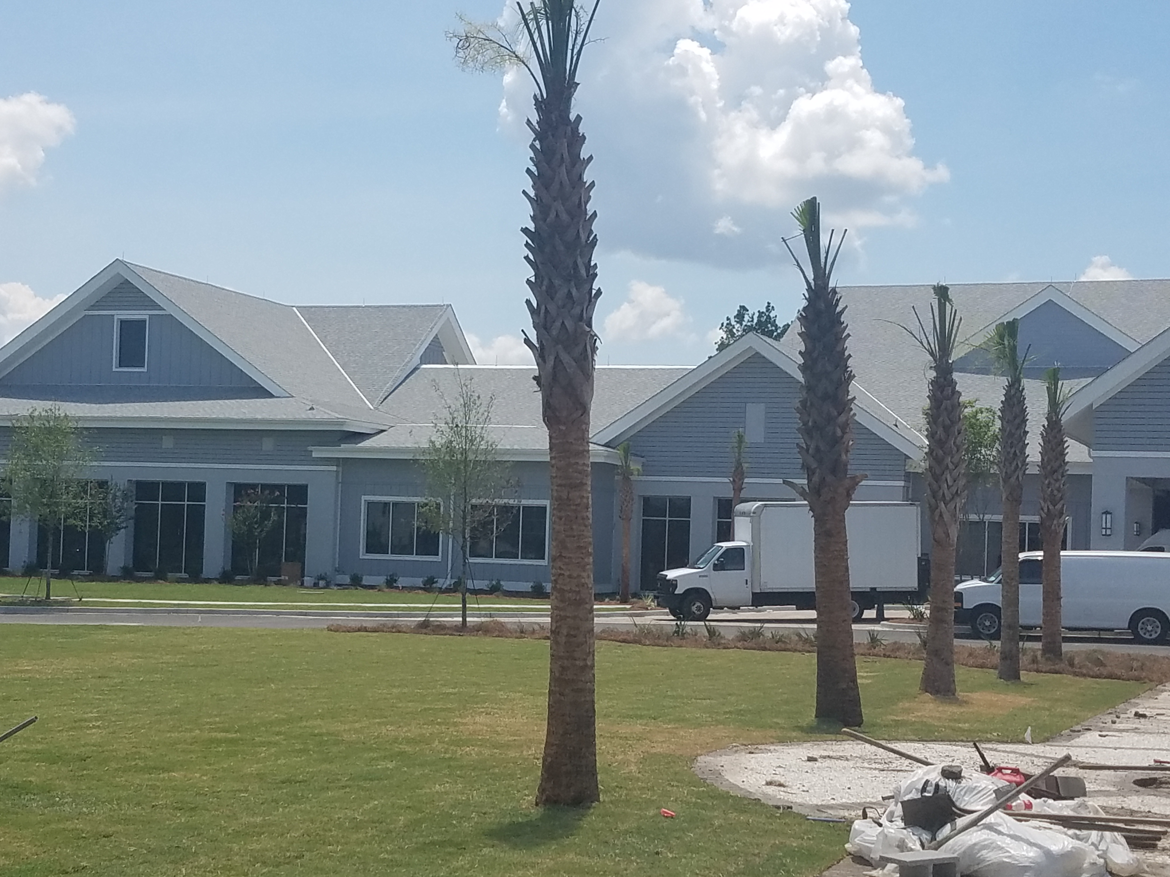 Clubhouse at Del Webb Nexton