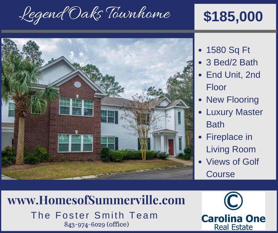 Homes for Sale in Legend Oaks Plantation