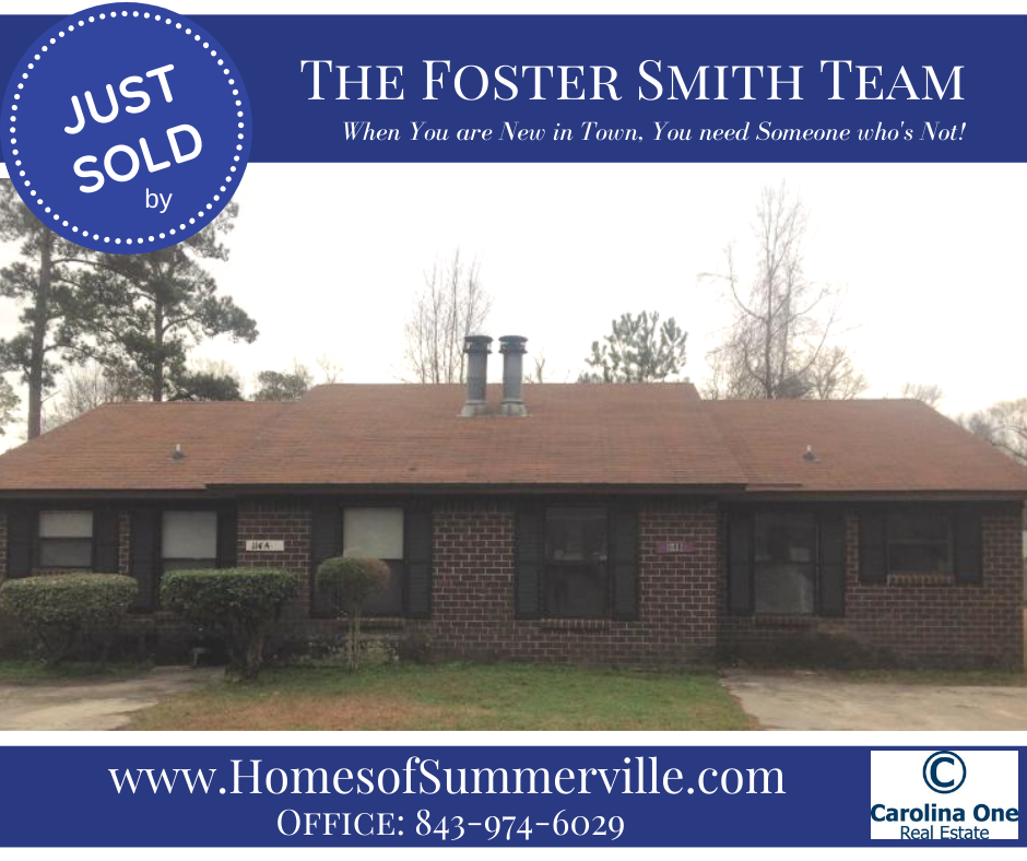 Investment Property for Sale in Summerville, SC